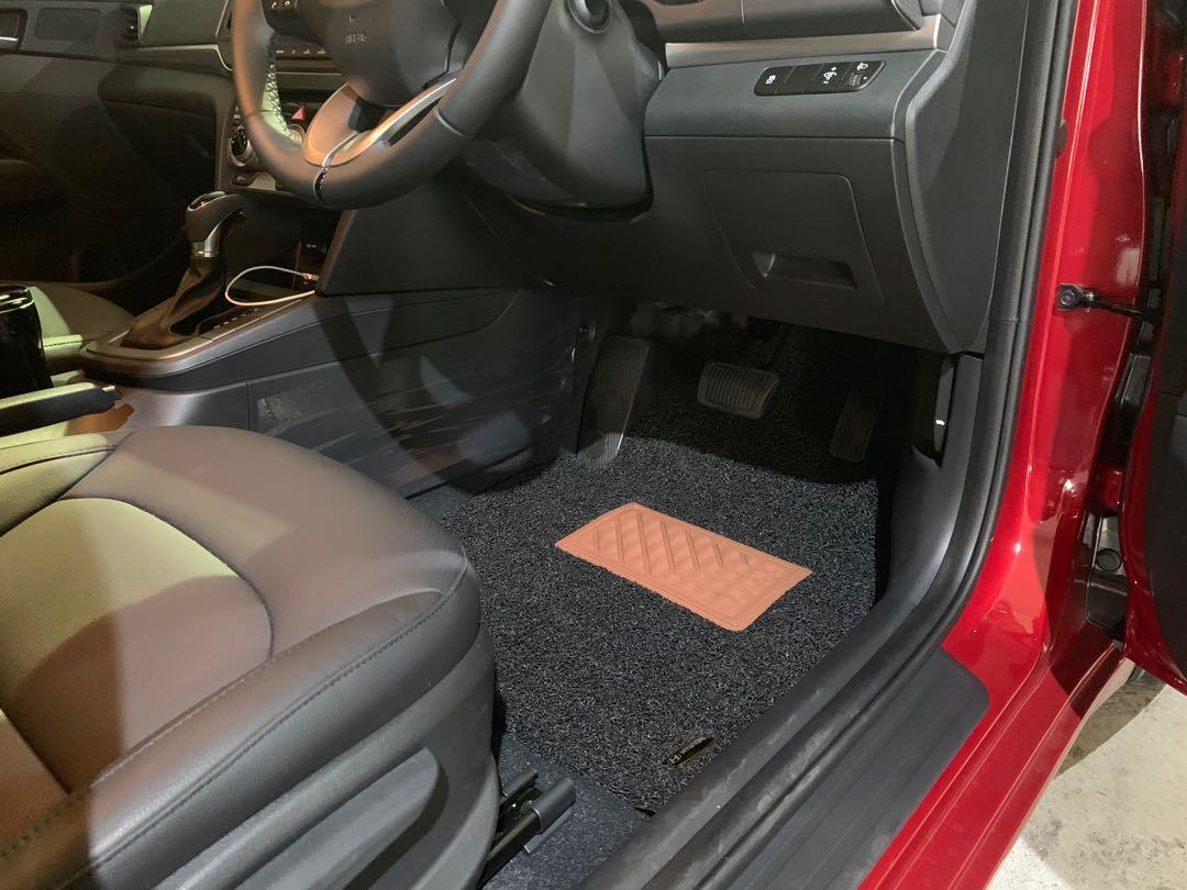 Hyundai Avante 2019 Model Car-Mats