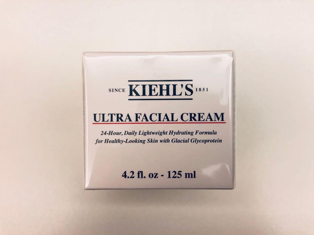 Kiehl's契爾氏-冰河醣蛋白保濕霜125ml