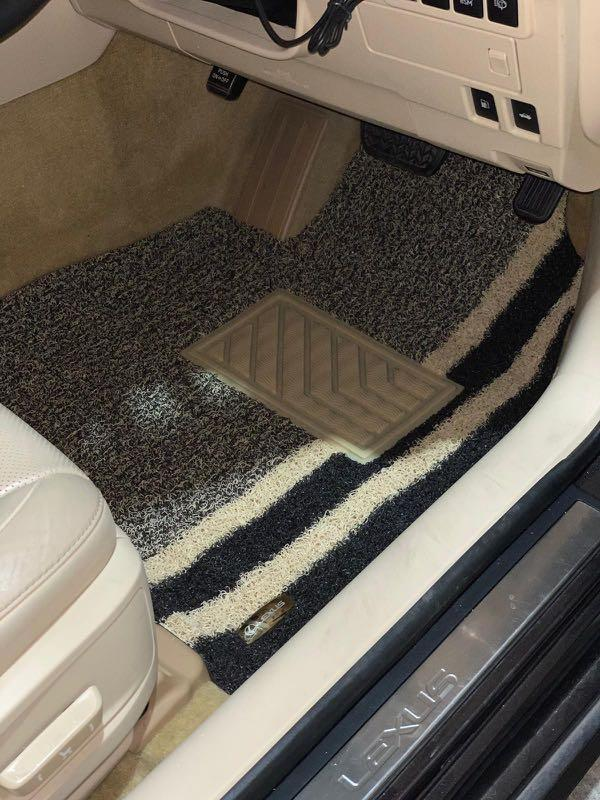 Brand New Customizations Car-Mats