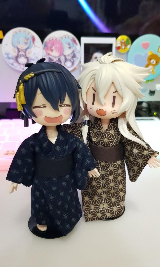 Handmade OB11/GSC Doll Clothes Yukata(Made to order)