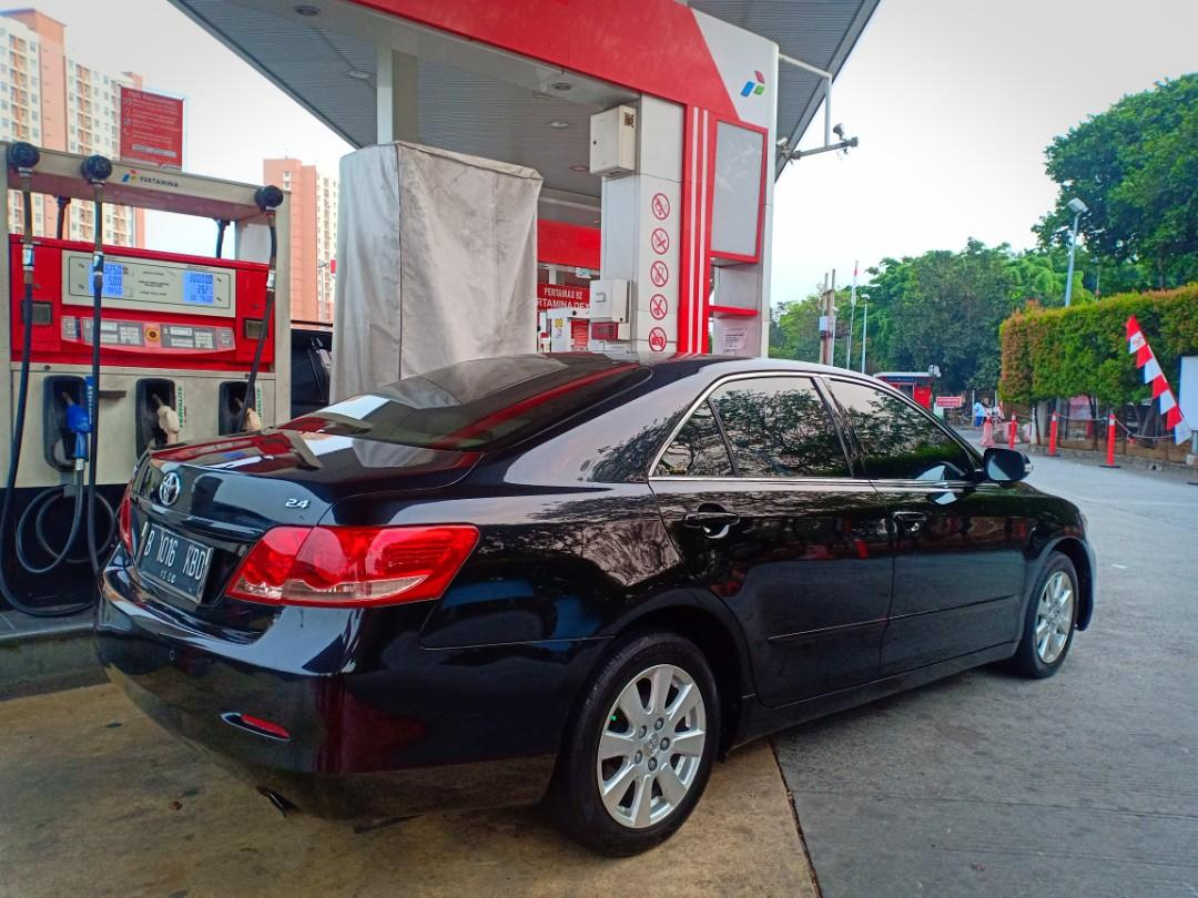 new camry G 2010 AT cash only bs tuker tambah