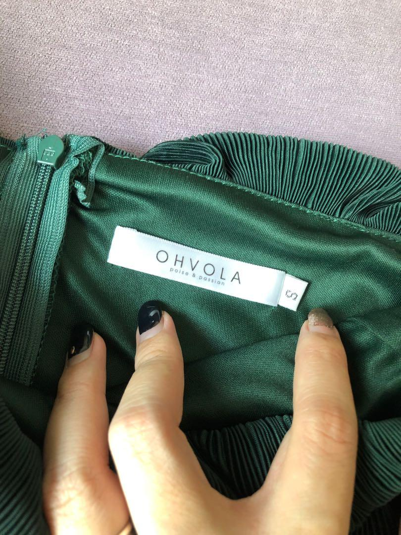 Ohvola tube jumpsuit dinner wear