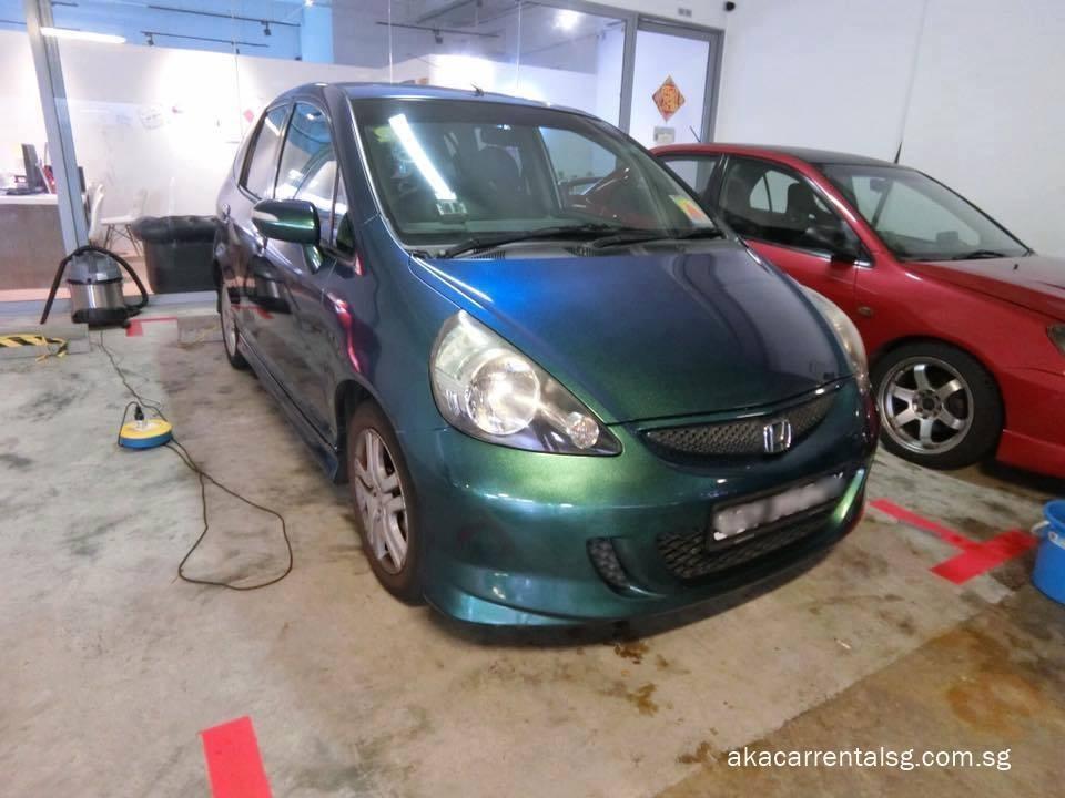 P plate car rental sg 98000933