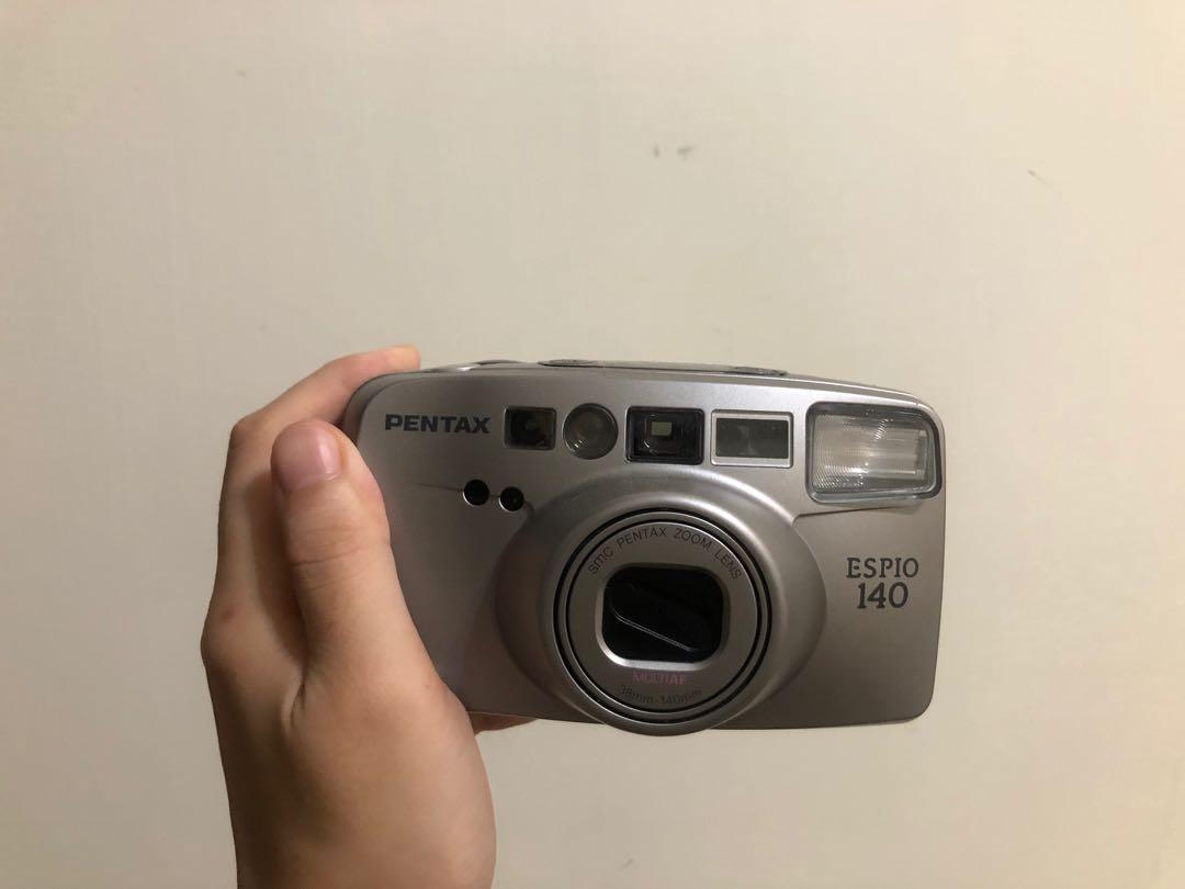 Pentax底片相機