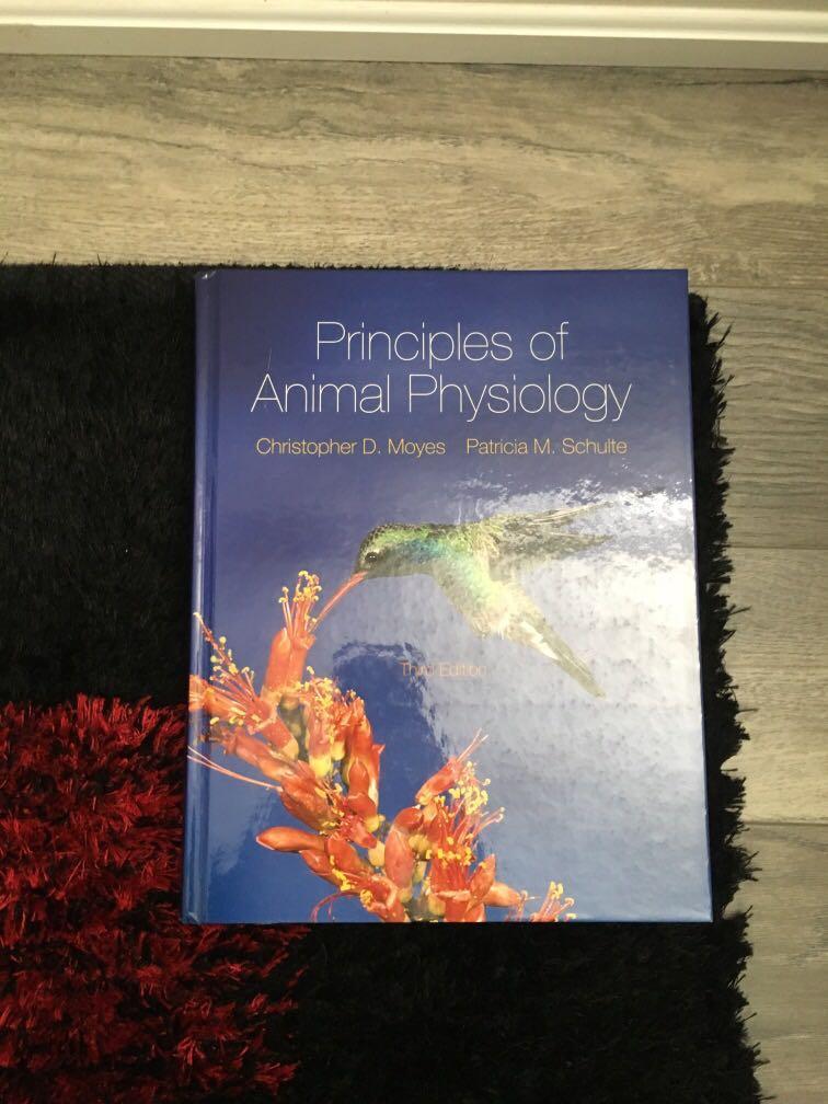 Principles of Animal Physiology UofT BIO270 BIO271