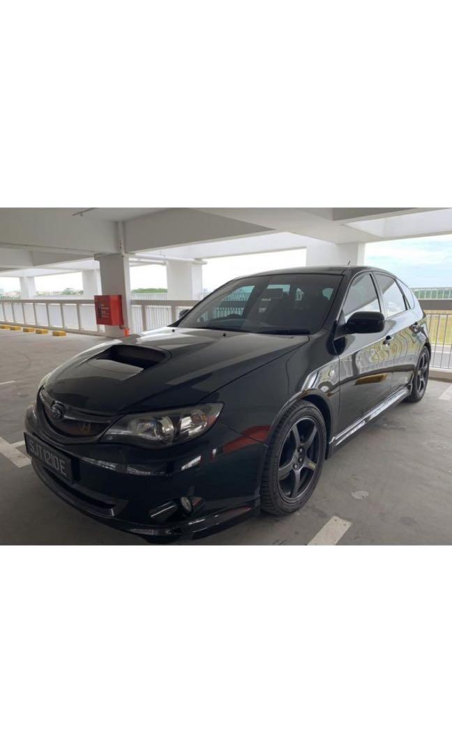 Subaru Impreza 2.0 S-GT (A)