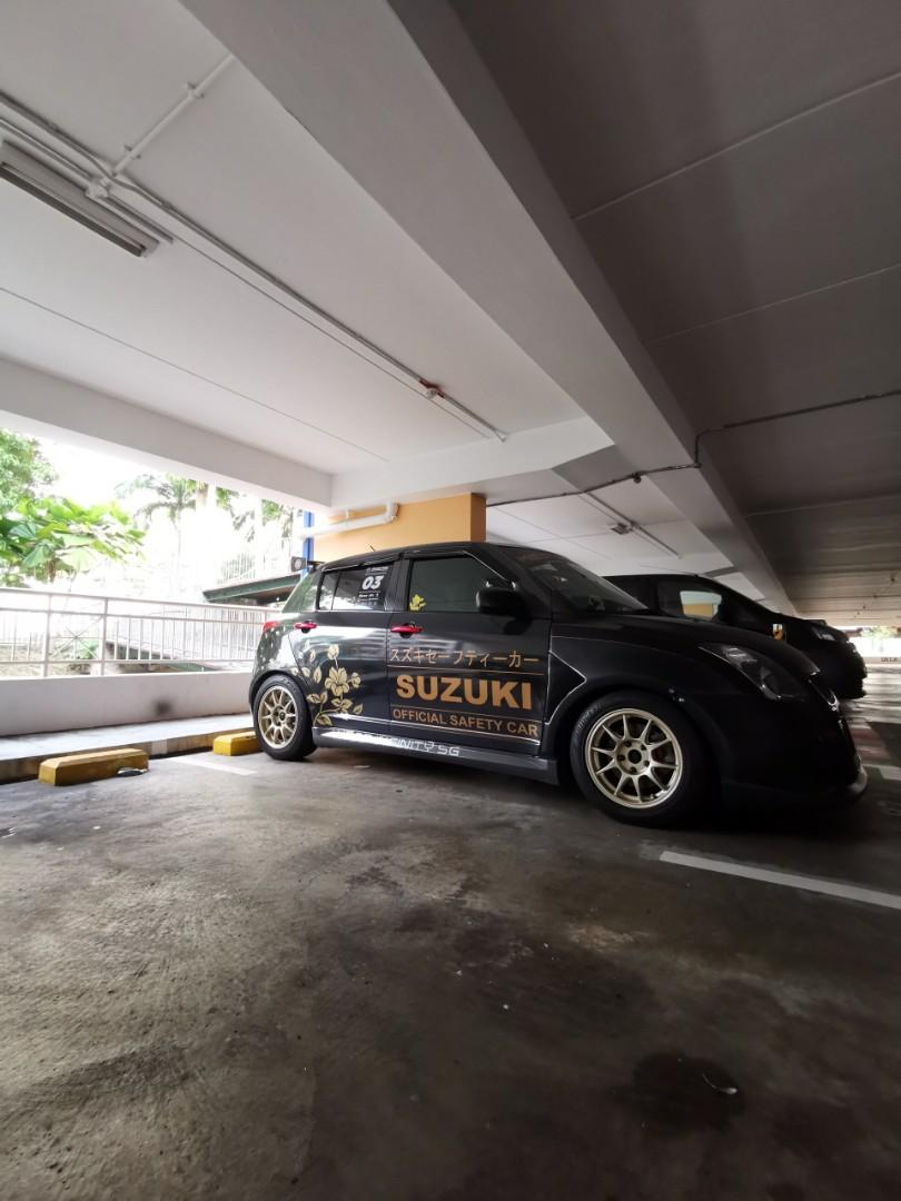 Suzuki Swift Sport 1.6 VVT 5-Dr Manual