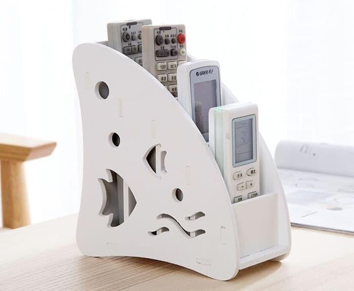 Tempat remote AC , TV HP, ATK Desktop storage remote holder