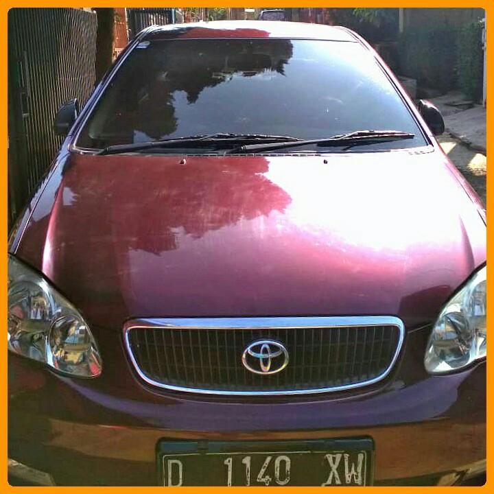Toyota Corolla Altis 2001 Automatic