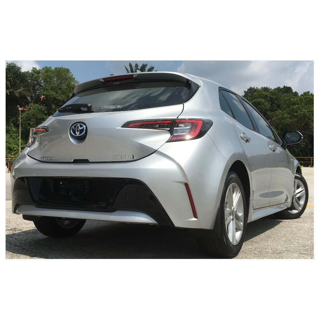 Corolla Sport Hybrid ( New )