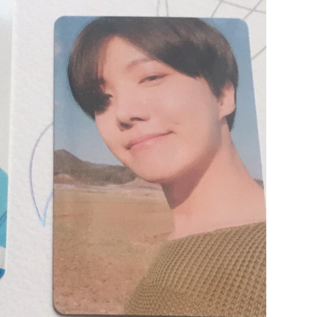 Trading jhope official Lys tear y version for any other official bts photo cards