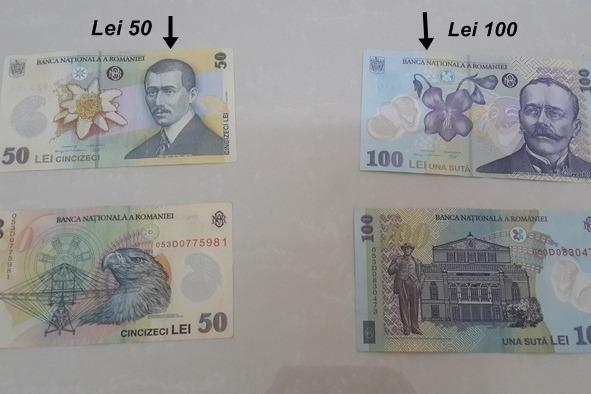 TukaranWang Romanian Lei