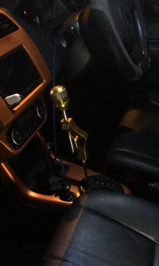 Universal Car Gear Shift Knob