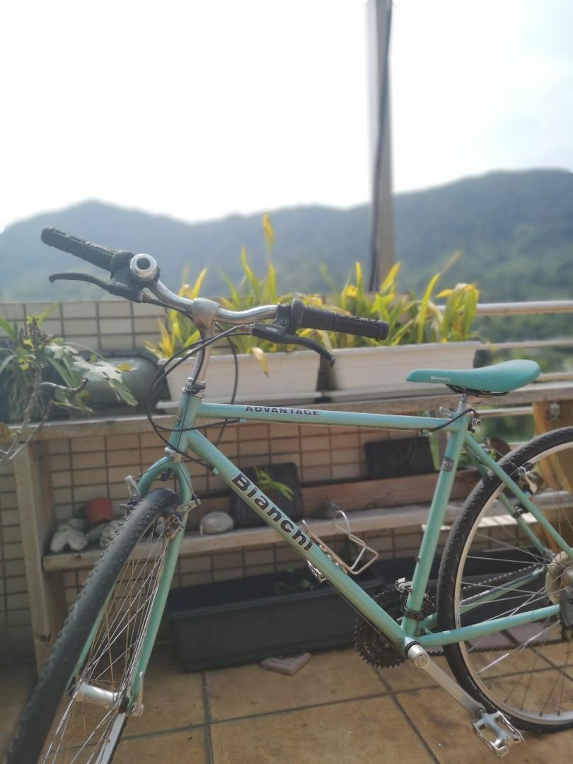Vintage Bianchi roadbike