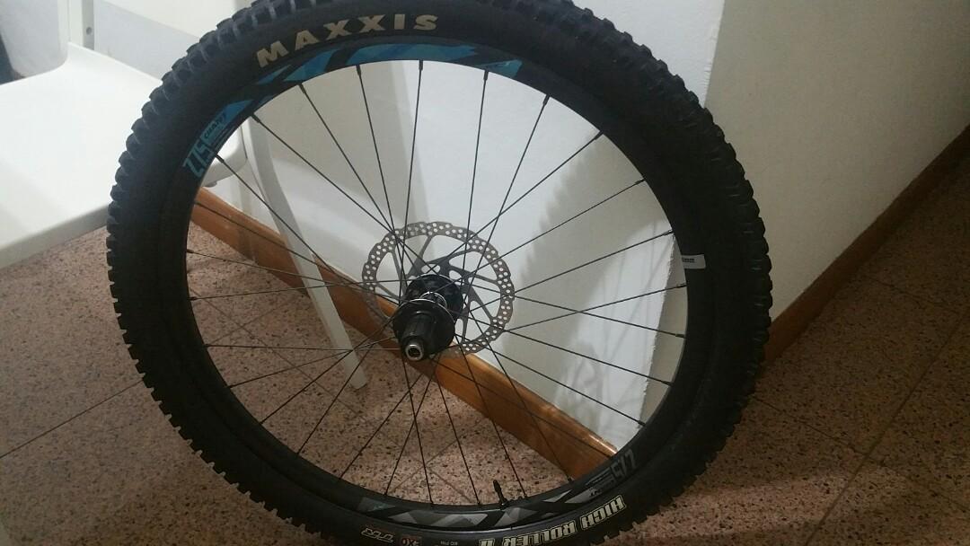 Giant Wheelset