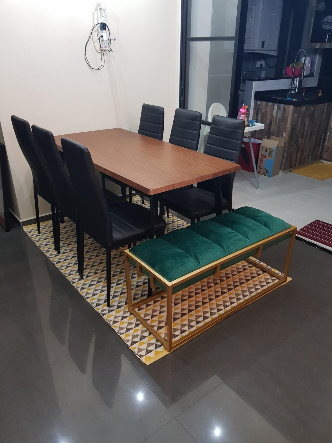 Fantastic Wooden Dining Table And Chairs Furniture Tables Chairs Dailytribune Chair Design For Home Dailytribuneorg
