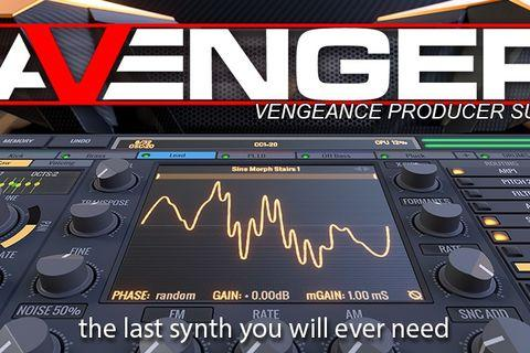 Vengeance Avenger 1.4 with Full Sound Library Packs