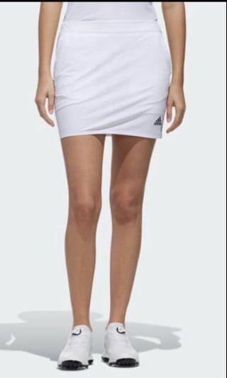 Tennis Adidas White Skirt
