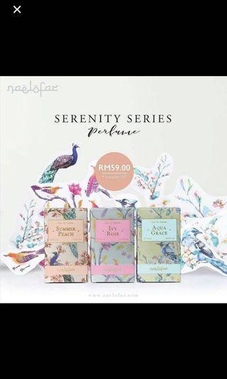 Naelofar Serenity series Roll on EDT perfume
