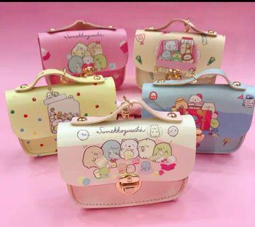 Sumikko Gurashi Mini Handbag Keychain