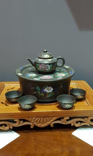 Yixing Chinese Tea Set