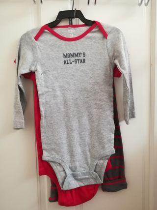 嬰兒服飾三套(可單獨購買)
