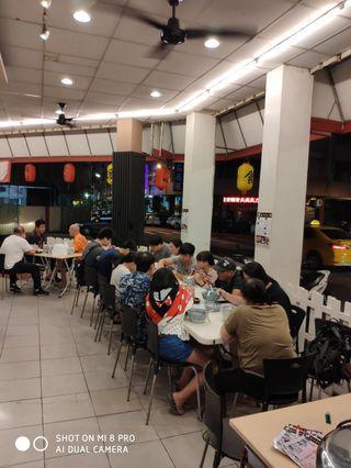 台中市東區新時代暖心食堂海鮮粥
