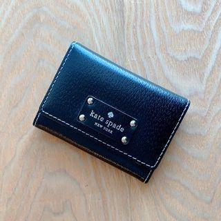 Kate Spade Small Wallet in Black