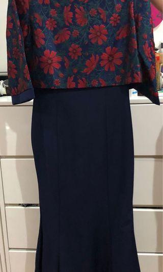 Zalia one piece dress
