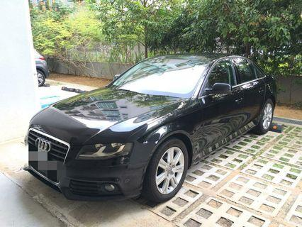 Audi A4 1.8T 2011 FL