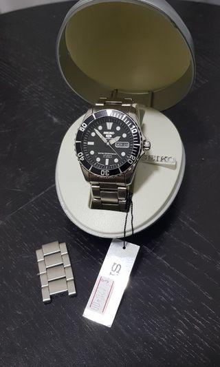 Seiko Watch Divers