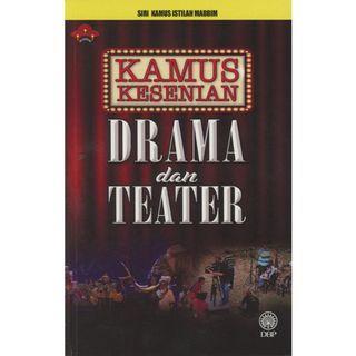 Kamus Kesenian: Drama dan Teater