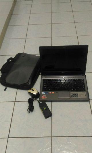 "Acer 15""筆記型電腦"