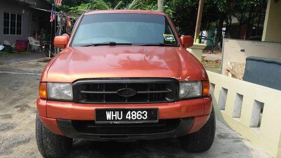 Ford Ranger 2.5 liter