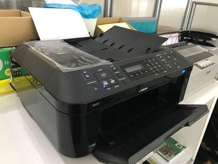 Canon Wifi wireless All-in-one A4 Printer MX410-Copy, Fax, Scan,