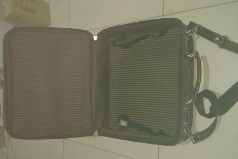 Tas Koper Kabin Bagasi Beroda Travel Luggage Bag With Wheel Merk Imazo Tali Selempang