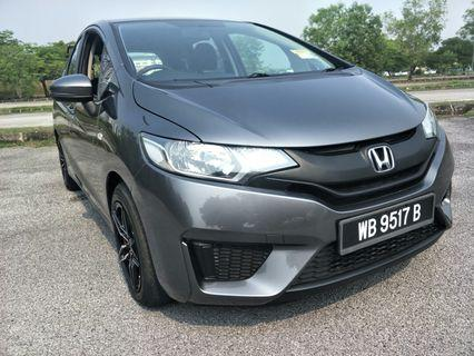 2015 HONDA JAZZ 1.5 (A) PERFECT CONDITON