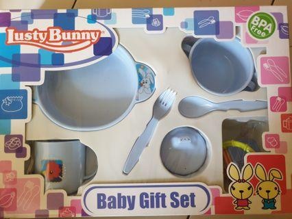 Lusty Bunny Feeding Set 6Pcs