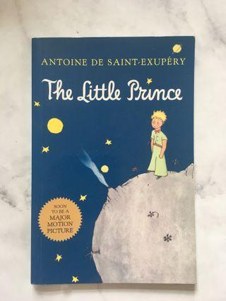 The Little Prince 外文書 小王子