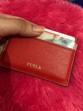 FURLA DOMPET CARD HOLDER AUTHENTIC