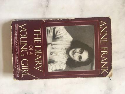 Anne Frank: The Diary of a Young Girl 安妮日記 外文書