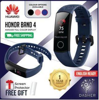 Huawei Honor Band 4 Wristband Amoled Color Screen Fitness Tracker
