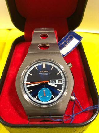 Vintage Seiko Chronograph Automatic 6139-8020