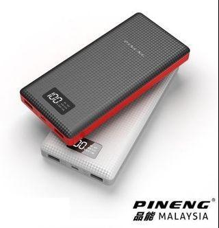 Pineng Powerbank PN969 20000mAh PN 969 Power Bank