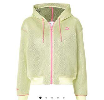 Puma jacket hoodie by Sophia Webster