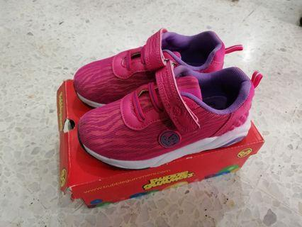 Bubblegummers Girl Sports Shoes