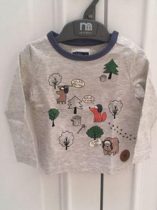 Mothercare, h&m, dll size 6-9m
