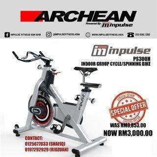 Impulse PS300H Spinning Bike (Kuala Lumpur)