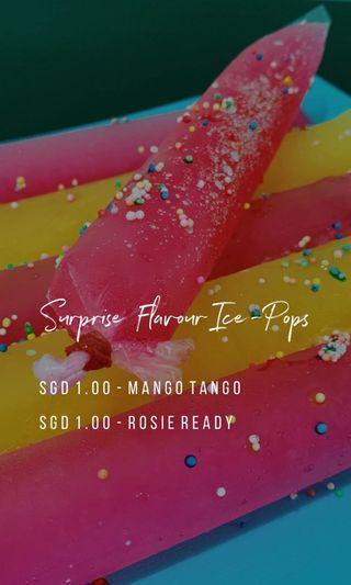 Mango Tango/ Rosie Ready