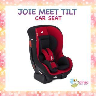 Joie Car seat meet tilt